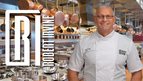 Chef Robert Irvine Heats Up Cookware Collection for QVC US