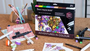 Spectrum Noir Launches New Advanced Discovery Kits