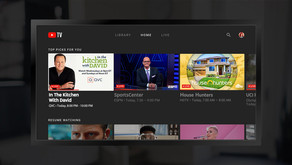 QVC Begins Live TV Streaming on YouTube TV