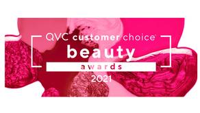 America has chosen - 2021 QVC Customer Choice Beauty Awards