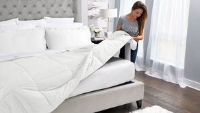 Covermade® Easy-Bed-Making Comforters to Launch with QVC®