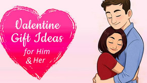 TJC announce Valentine gifts ideas for Him and Her