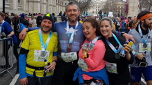 Steve Jones participates in the fourth Cancer Research UK London Winter 10K Run