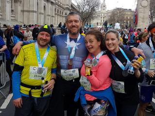 Steve Jones participates in the fourth Cancer Research UK London Winter 10K Run
