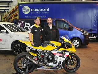 EUROPOINT – In Gear for British Superbikes 2018