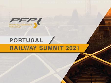 Conferência  | PORTUGAL RAILWAY SUMMIT 2021