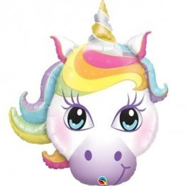 Unicorn Supershape Balloon