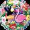 Thumbnail: Tropical Birthday Party Bubble Balloon