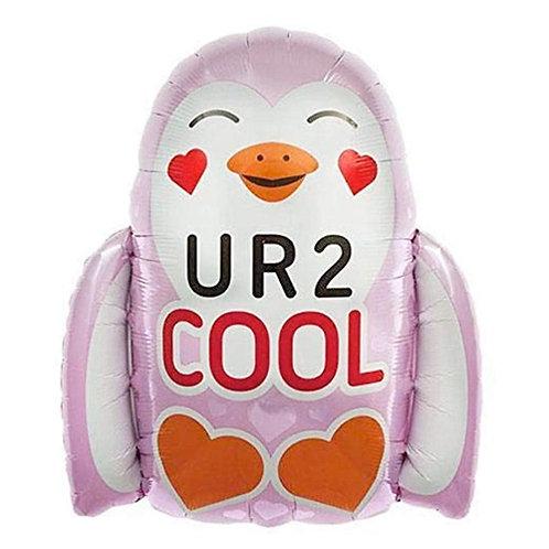 U R 2 Cool Penguin Supershape