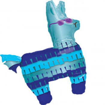 Battle Royal Llama Shape Foil Balloon