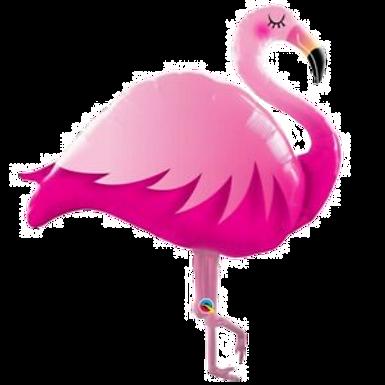 Flamingo Supershape Balloon
