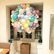 Hot Air Balloon Display