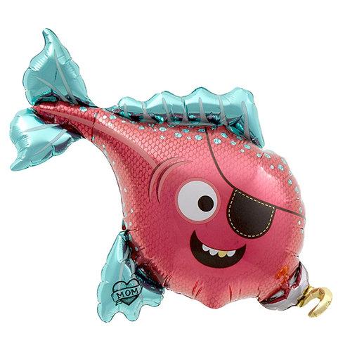 Pirate Fish Supershape