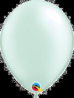 """Pearl Mint Green 11"""" Latex Balloon"""