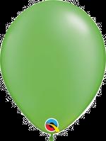 "Pearl Lime Green 11"" Latex Balloon"