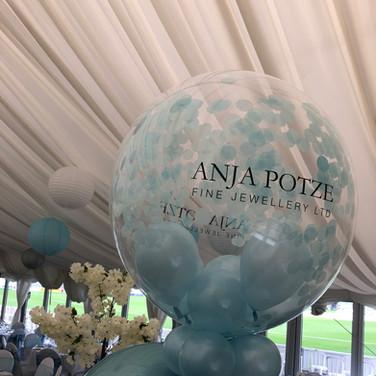 Personalised Anja Potze Bubble Balloon