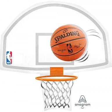 NBA Backboard Shape Foil Balloon