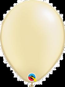 "Pearl Ivory 11"" Latex Balloon"