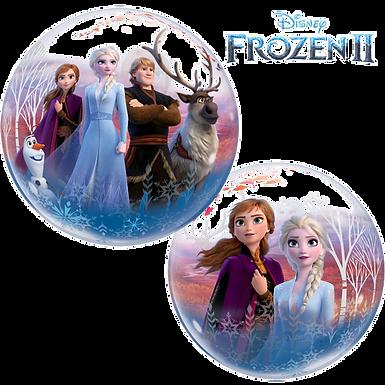 Frozen 2 Bubble Balloon