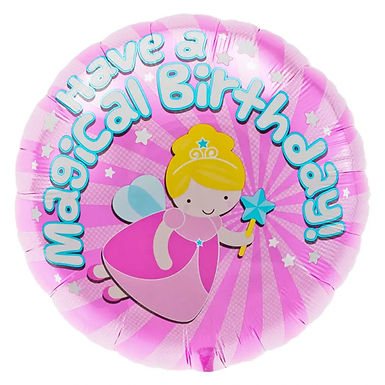 Have A Magical Birthday Balloon