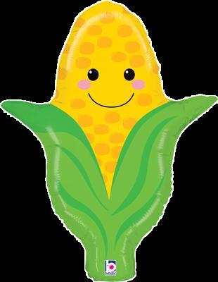 "Produce Pal Corn 27"" Foil Balloon"