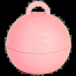 Light Pink Bubble Balloon Weight