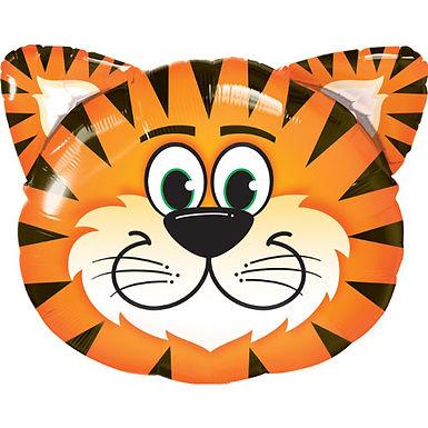 Tiger Supershape Balloon