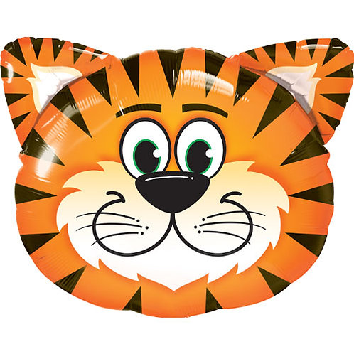 Tiger Supershape Balloon