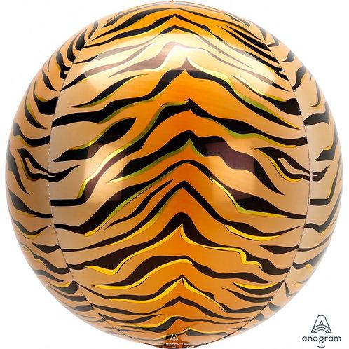 Tiger Print Animalz Orbz