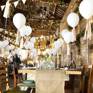 Wedding Venue Balloons