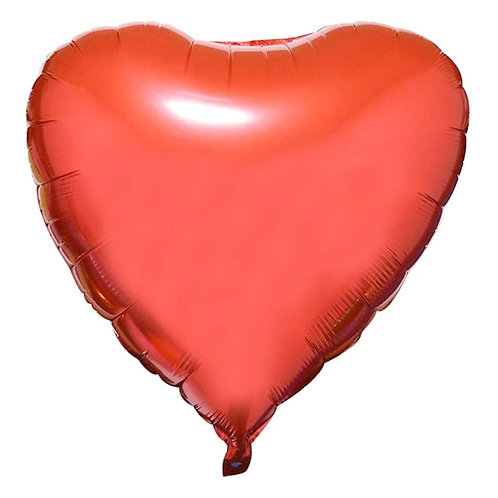 36 inch Red Heart