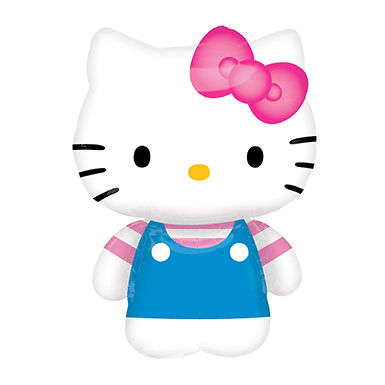 Hello Kitty Supershape Balloon