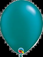 """Pearl Teal 11"""" Latex Balloon"""