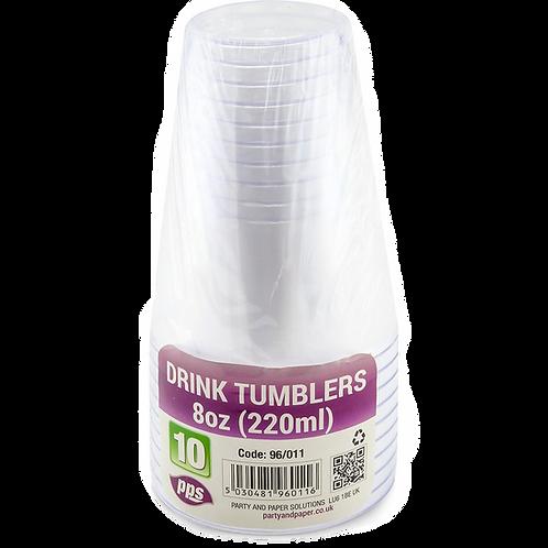 7oz Drink Tumblers 12pcs