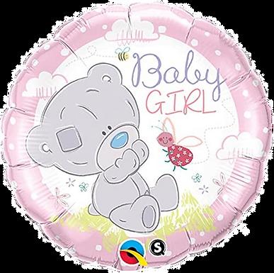 Tatty Teddy Baby Girl Balloon