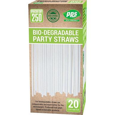 Bio Degradable Party Straws