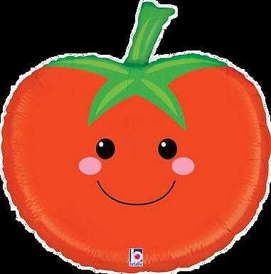 "Produce Pal Tomato 25"" Foil Balloon"