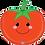 "Thumbnail: Produce Pal Tomato 25"" Foil Balloon"