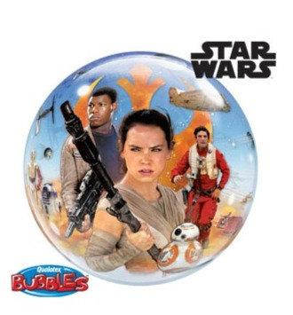 "Star Wars The Force Awakens 22"" Bubble Balloon"