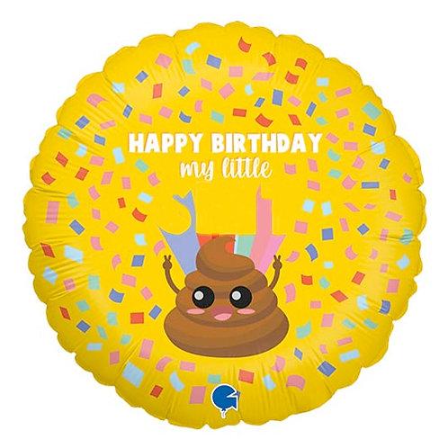 Happy Birthday My Little S**t