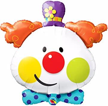 Clown Supershape Balloon