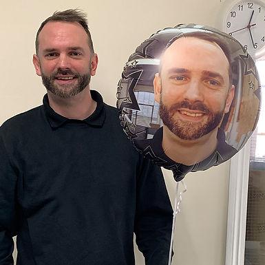 Custom Printed 18 inch Foil Balloon