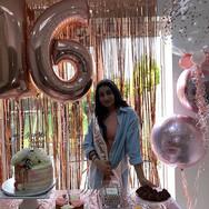 16th Birthday Balloons