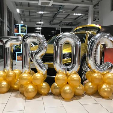 Troc 34inch Balloon display