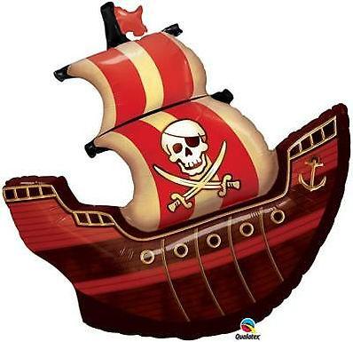 Pirate Ship Supershape