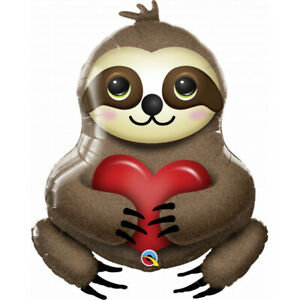 Sloth Supershape Balloon