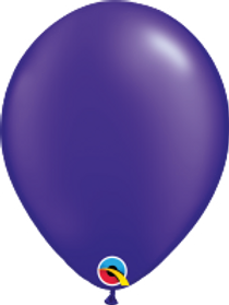 "Pearl Quartz Purple 11"" Latex Balloon"