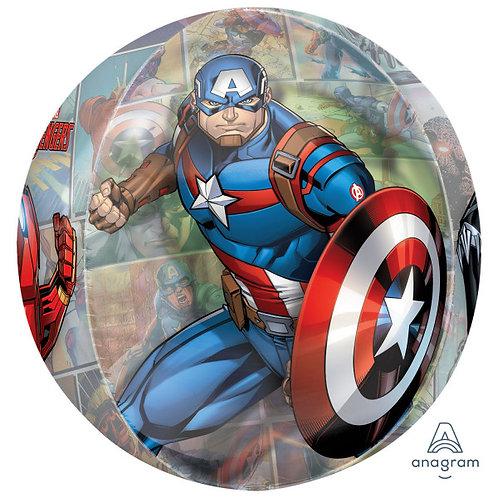Avengers Marvel Powers Unite Orbz Balloon