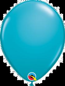"Tropical Teal 11"" Latex Balloon"