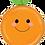 "Thumbnail: 26"" Produce Pal Orange"